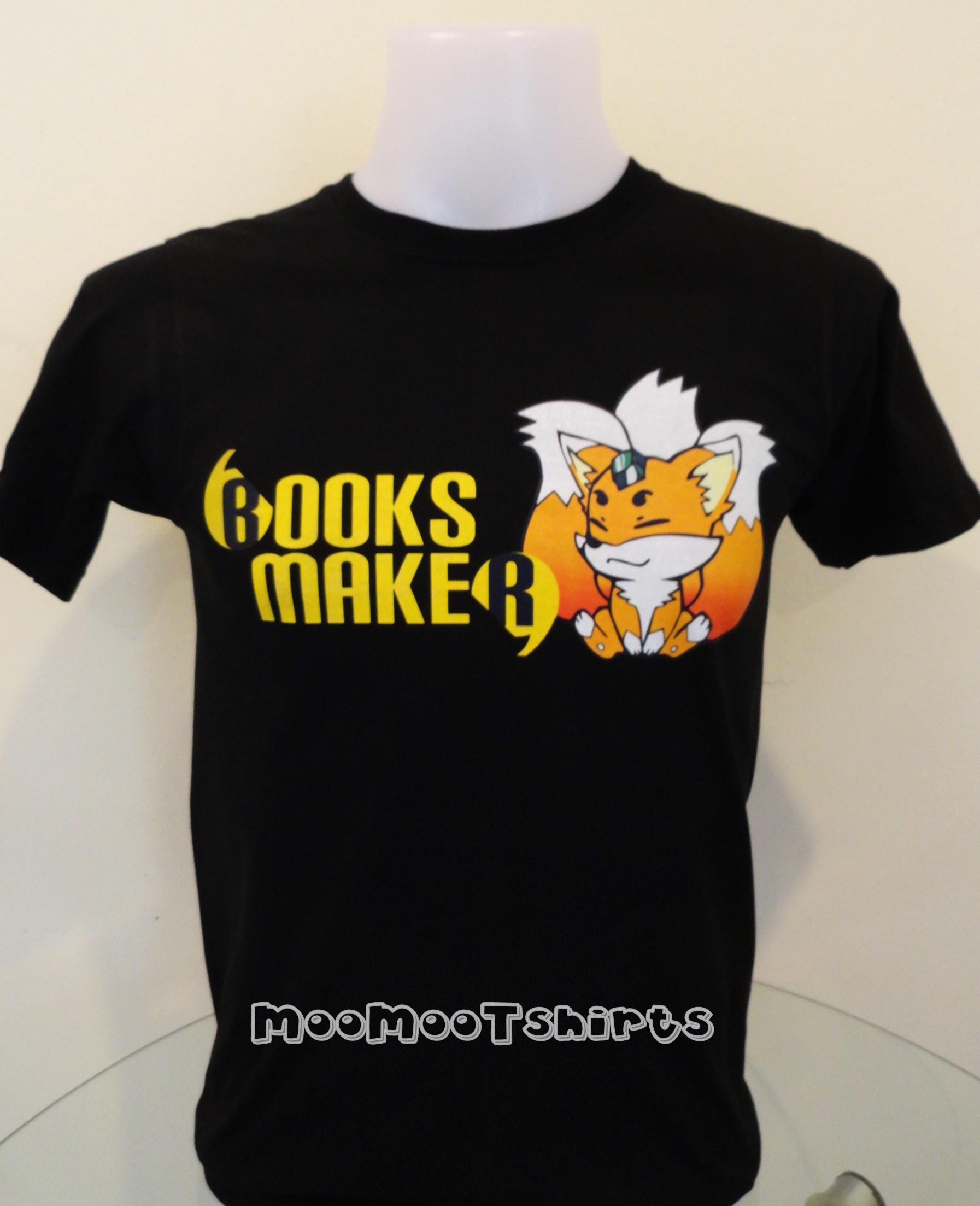 แจ่มแจ๋วกับงานสกรีนด้วยระบบ DTG กับทีมงาน Book Makers