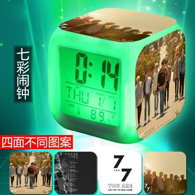 นาฬิกาปลุก #GOT7 7For7