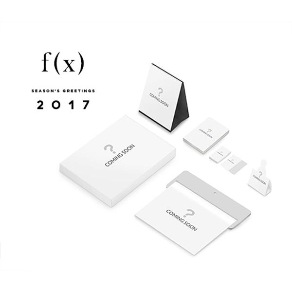 f(x) - 2017 SEASON GREETING