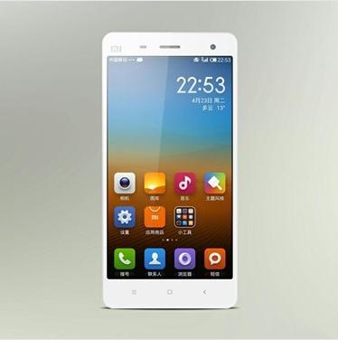 สมาร์ทโฟน Xiaomi Mi 4 4G LTE Quad core 2.5 Ghz แรม 3 GB