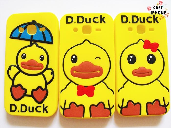 เคสซิลิโคน 3D B.Duck ซัมซุง เจ 2