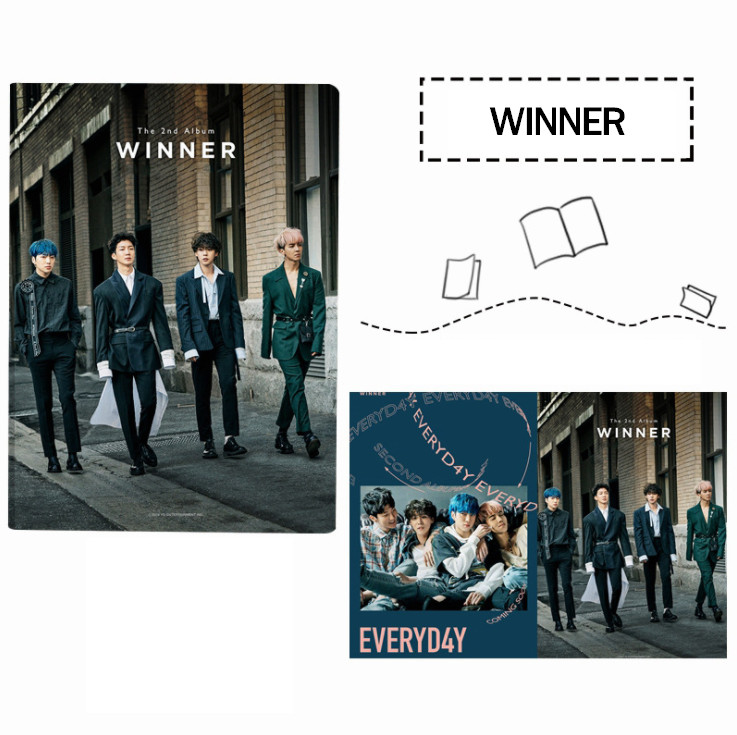 สมุด WINNER - EVERYDAY