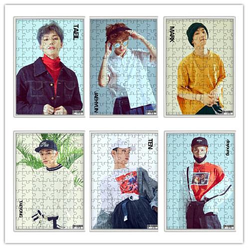 จิ๊กซอว์ NCT U