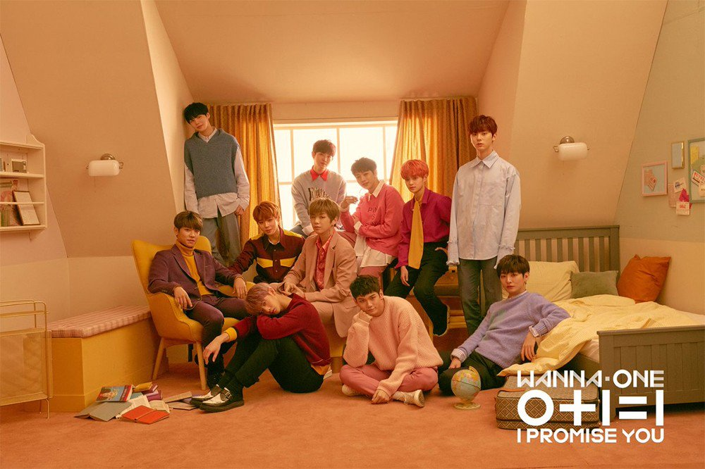 POSTER #WANNA ONE Day ver