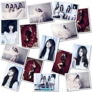 Photo Card Miss A (15 ภาพ)