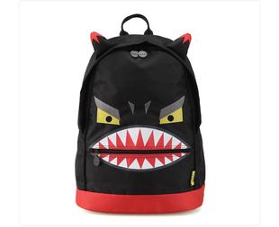 กระเป๋าแฟชั่น elstinko สีดำแดง