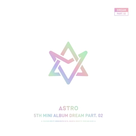 อัลบั้ม #ASTRO - Mini Album Vol.5 [Dream Part.02 BARAM] [With Ver.] (Limited Edition)