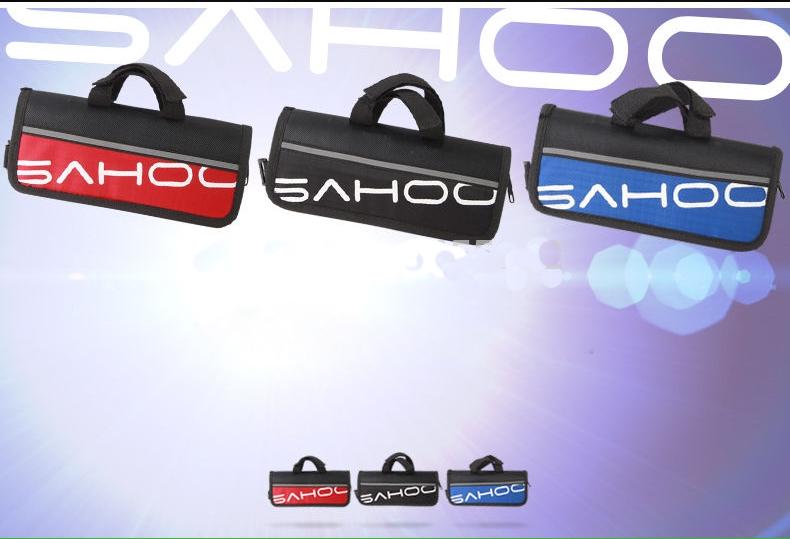 ชุดคิท เครื่องมือฉุกเฉินจักรยานพร้อมสูบอลูมิเนียม Sahoo 21040 (16 in One)
