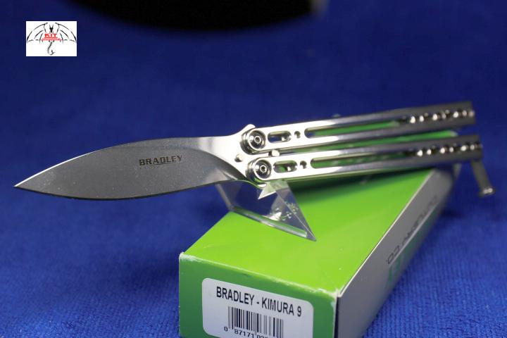 Bradley Kimura 9 Butterfly Knife