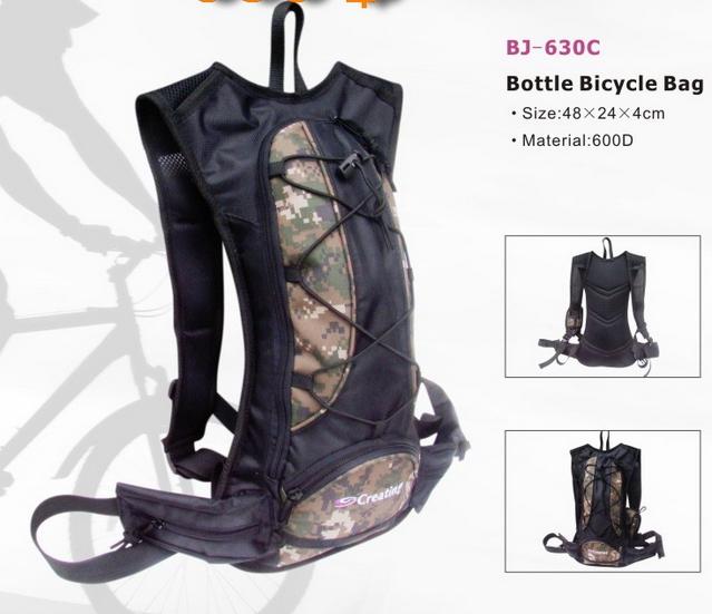 กระเป๋าเป้ใส่ขวดน้ำ bicycle backpack