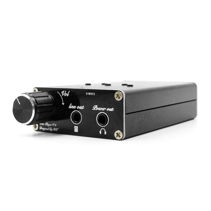 Walnut V2s แอมป์และเครื่องเล่นเพลงพกพาระดับ Budget 4in1 DAP/DAC/AMP/OTG