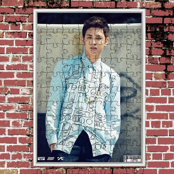 จิกซอว์ iKON YG