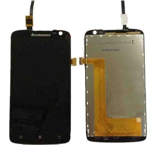 เปลี่ยนจอ Lenovo P780 กระจกหน้าจอแตก ทัสกรีนกดไม่ได้