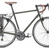 จักรยานทัวริ่ง FUJI Touring เกียร์ชิมาโน่ 27 สปีด 2017