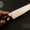 มีดทำครัวใบตาย Rhino Brand No.8984 ด้ามไม้ ขนาดใบ 8 นิ้ว คมสุดๆ (ของแท้)