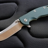 "RHK XM18 3.5"" Limited Containment Skinner 2Tone Blade Green G-10"