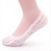 [พร้อมส่ง] S5231 ถุงเท้าลูกไม้ สำหรับใส่กับรองเท้าคัชชู