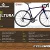 จักรยานเสือหมอบ Merida Scultura 300,Tiagra 20สปีด ใหม่ !!! 2018