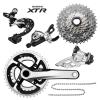 ชุดเกียร์ Shimano XTR groupset M980,30 สปีด