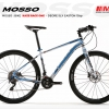 MOSSO RACE ONE เฟรม Mosso รุ่น 7519 อะไหล่ Shimano Deore/SLX 2x10 สปีด ชุดล้อ Easton