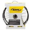 ล้อเสือภูเขา Mavic Crossride Disc 26 นิ้ว สีดำซี่ลวดแบน ดิสเบรคน๊อต 6 รู พร้อม adapter แกนปลด
