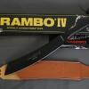 มีดเดินป่าใบตาย RAMBO IV สุดโหด สีดำ ขนาดยาว 22 นิ้ว (OEM)
