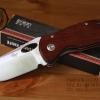 มีดพับ Enlan EL-05 ด้ามไม้ ใบมีดหนาๆ (ของแท้100%)