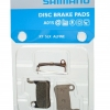 แผ่นยางเบรคดิส Shimano XT/SLX/Alfine BR-M775 Resin Disc Brake Replacement Pads