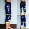 กางเกงขา 4 ส่วน Proteam (เป้าเจล 16D พร้อมแถุบซิลิโคนปลายขา) Cycling Shorts Gel Pads 2017