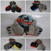 ถุงมือ หนัง 1/2 นิ้ว Pearl izumi มีเจล ,PI012