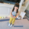 กางเกงเด็กสีเหลือง แพ็ค 5 ชิ้น [size 2y-3y-4y-5y-6y]