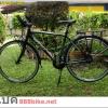 จักรยานทัวร์ริ่ง MIR ADVENTURE 24 สปีด เฟรมอลู พร้อมตะแกรงหน้า+หลัง