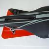 เบาะจักรยานMTB (ENDZONE) ขนาด 274x134mm. (สีดำ) SD-1622