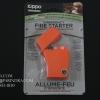 Zippo Orange Emergency Fire Starter Kit