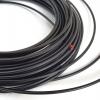 ALLIGATOR ปลอกนอกสายเกียร์สีดำ, 4MM, ยาว 30 เมตร (ราคาต่อ 1 เมตร),LY-16630