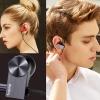 1More EB100 Sports Bluetooth หูฟังอินเอียร์คล้องหูแบบไร้สาย กันเหงื่อและละอองน้ำ รองรับ Bluetooth 4.0 Qualcomm aptX