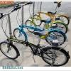 จักรยานพับได้ WCI SUMMER 6 สปีด 2016