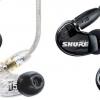Shure Se215 หูฟัง Monitor แบรนดังจากอเมริกา คุณภาพเสียงเที่ยงตรงมาตรฐานที่ได้รับความนิยมจากนักร้อง นักดนตรีทั่วโลก