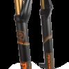 """โช๊คหน้า Fox 32 FLOAT 100 3Pos-Adj FIT4 29"""" 9mm 1.5 Tapered Black 44mm Kashima Factory Fork,910-01-840"""