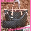 กระเป๋าแบรนด์หลุยส์ Louis Vuitton Neverfull **เกรดAAA** เลือกสีด้านในค่ะ