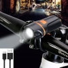 ไฟหน้า S-FIGHT BC11 USB 200LUMENS