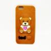 เคสซิลิโคนหมี 3D ไอโฟน 6/6s 4.7 นิ้ว