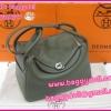 Hermes Lindy30 Clemence Leather Silver Hardware **เกรดท๊อปมิลเลอร์** (Hi-End)