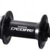 ดุมดิสหน้า DEORE HB-M595, 32H, สีดำ (Malay)