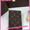 Louis Vuitton Monogram passport cover กระเป๋าใส่พาสปอร์ต ** เกรดท๊อปมิลเลอร์ ** (Hi-End)