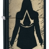 """ไฟแช็คซิปโป้แท้ Zippo 29488 """" Zippo Assassin's Creed® Silhouette of the Character """" ของแท้ 100%"""