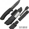 มีดใบตาย Mora Knife Bushcraft Survival รุ่น 11742 สีดำ ของแท้นำเข้าจาก Sweden 100%