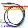 LM35CAZ temperature sensor