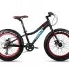 จักรยานมินิ Fatbike Trinx T100 7สปีด เฟรมอลู 2016
