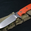 "RHK Fieldtac 5.5"" Fixed Blade Orange Handle"